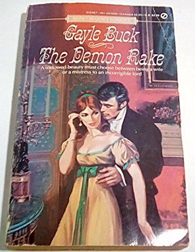 The Demon Rake (Signet Regency Romance) (0451146093) by Buck, Gayle