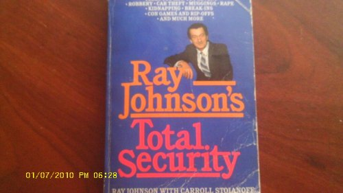 9780451146151: Johnson & Stoianoff : Ray Johnson'S Total Security (Signet)