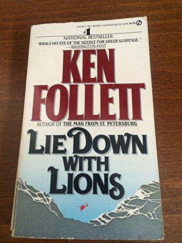 9780451146427: Follett Ken : Lie down with Lions (Signet)