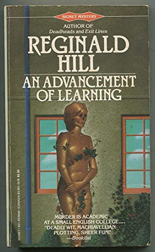 9780451146564: Advancement of Learning (Signet)