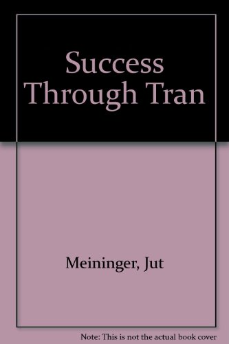 9780451146816: Success Through Transactional Analysis