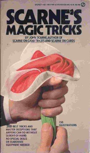 9780451147080: Scarne's Magic Tricks (Signet)