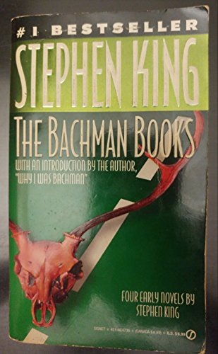 9780451147363: The Bachman Books: Four Early Novels by Stephen King