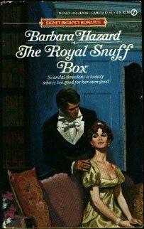 9780451147462: The Royal Snuff Box (Signet Regency Romance)