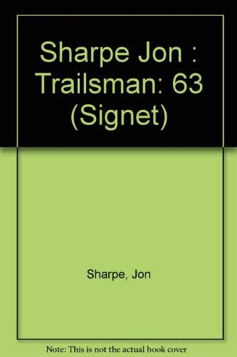 9780451147516: Stagecoach to Hell (The Trailsman #63)