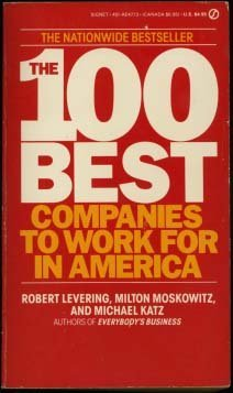 9780451147738: The 100 Best Companies to Work for in America
