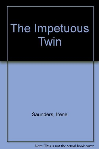 9780451147790: The Impetuous Twin