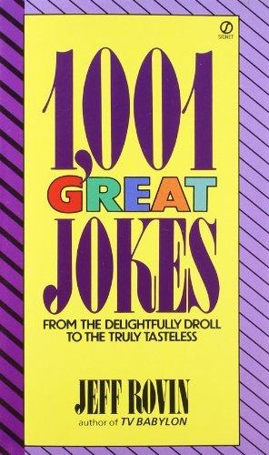 1001 Great Jokes (Signet): Rovin, Jeff