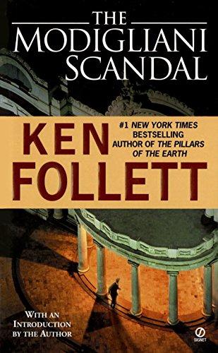 9780451147967: The Modigliani Scandal