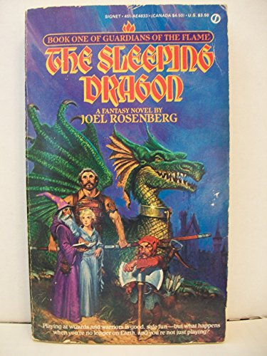 9780451148339: The Sleeping Dragon (Guardians of the Flame, Bk 1)