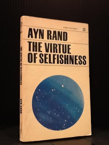 9780451148391: Rand Ayn : Virtue of Selfishness (Signet)