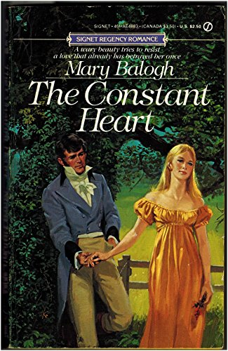 9780451148834: Balogh Mary : Constant Heart (Signet)