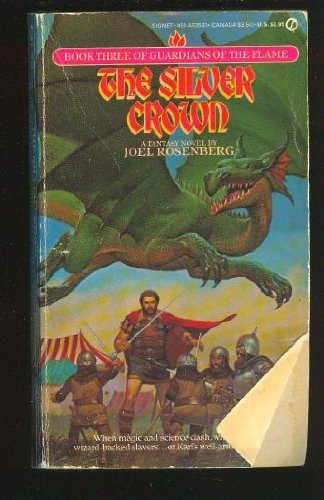 9780451149473: The Silver Crown (Guardians of the Flame)