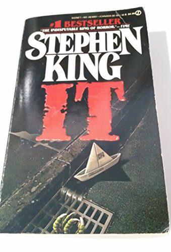 9780451149510: King Stephen : it (Signet)
