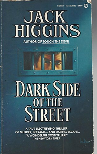 9780451149800: Dark Side of the Street (Signet)