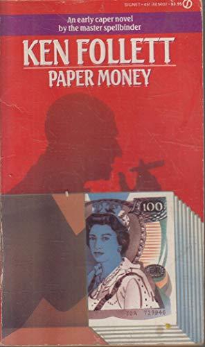 9780451150028: Paper Money (Signet)