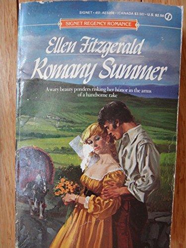 Romany Summer: Fitzgerald, Ellen