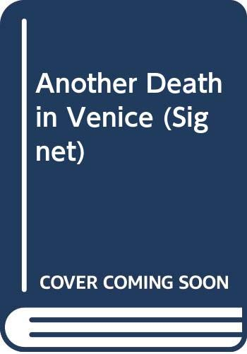 9780451150110: Hill Reginald : Another Death in Venice (Signet)