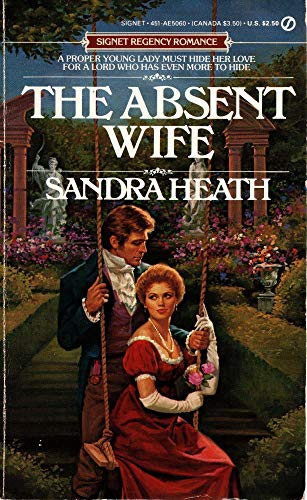 9780451150608: The Absent Wife (Signet)