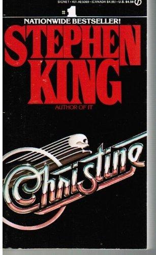 9780451150691: Christine (Signet)