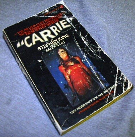 9780451150714: King Stephen : Carrie (Signet)