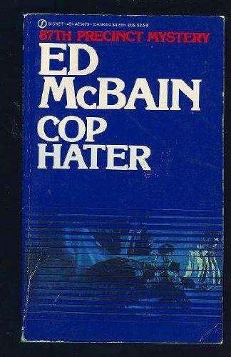 9780451150790: Cop Hater