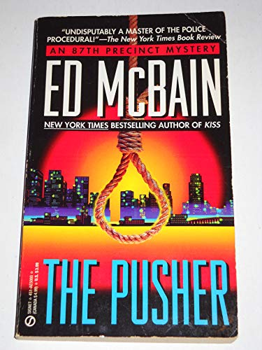 9780451150806: The Pusher (87th Precinct)