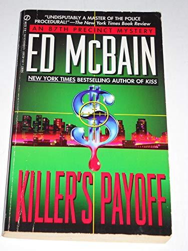 9780451150813: Mcbain Ed : Killer'S Payoff (Signet)