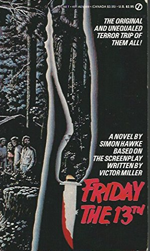 Friday the 13th: Part 1 (Friday the: Hawke, Simon