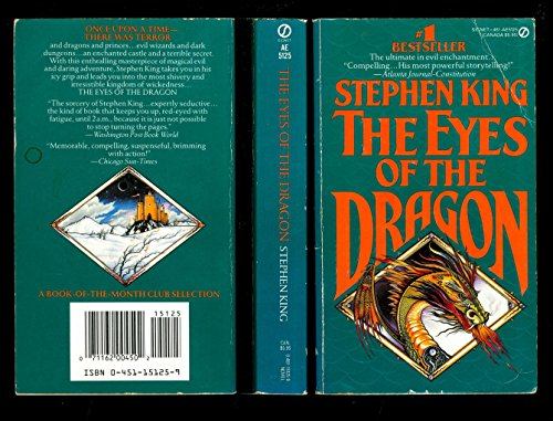 9780451151254: The Eyes of the Dragon