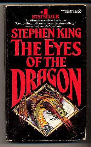 an analysis of the book the eyes of a dragon by stephen king Characters list for the novel the eyes of the dragon  flagg had been reading the book for 1000 years, but was only 25% through it  2018 stephen king - all.