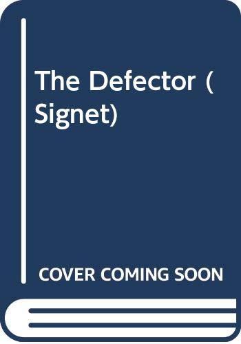 9780451151865: Anthony Evelyn : Defector (Signet)