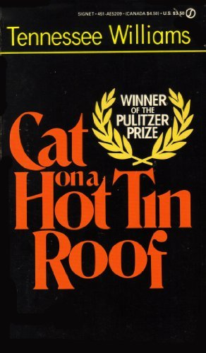 9780451152091: Cat on a Hot Tin Roof (Signet)