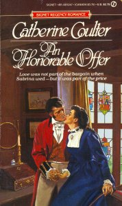 An Honorable Offer (Signet Regency Romance): Coulter, Catherine