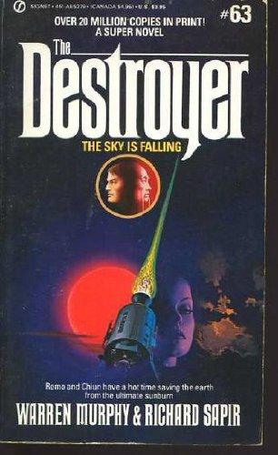 9780451152794: Destroyer 063: Sky Is Falling