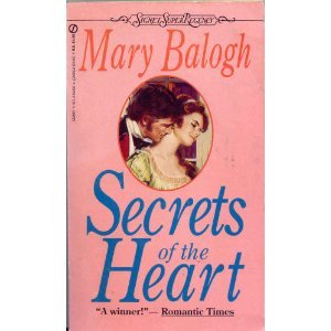SECRETS OF THE HEART (3rd Printing): Balogh, Mary