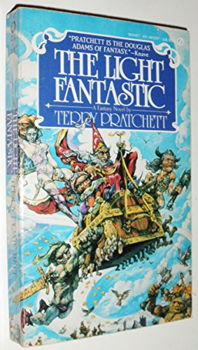 9780451152978: Pratchett Terry : Light Fantastic (Signet)