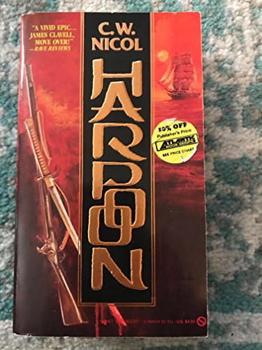 9780451153074: Harpoon (Signet)