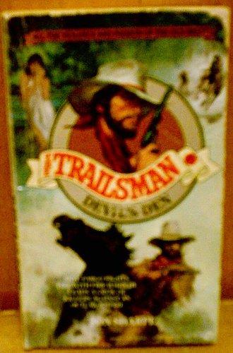 9780451153210: Devil's Den (Trailsman #77)