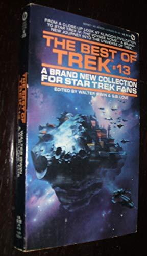 9780451153258: The Best of Trek #13 (Star Trek)