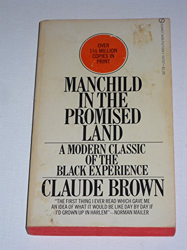 9780451153296: Brown Claude : Manchild in the Promised Land