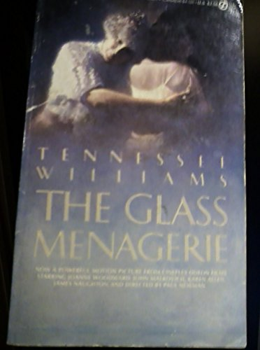 9780451153302: Glass Menagerie Screenplay - Tennessee Williams