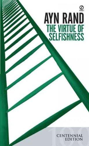 9780451153326: Rand Ayn : Virtue of Selfishness (Signet)