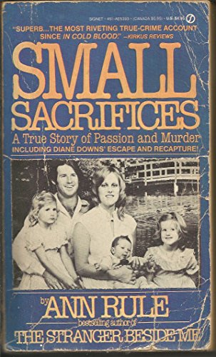 9780451153937: Rule Ann : Small Sacrifices (Signet)