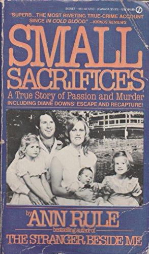 9780451153937: Small Sacrifices