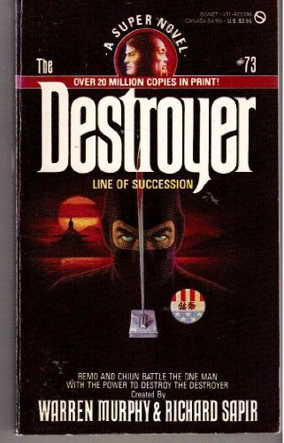 Line of Succession - #73 Destroyer: Murphy, Warren /