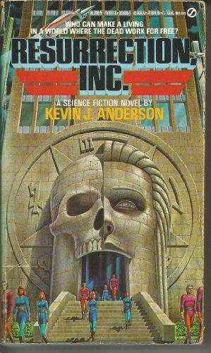 9780451154095: Anderson Kevin J. : Resurrection, Inc. (Signet)