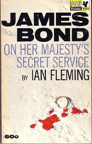 On Her Majesty's Secret Service (James Bond)