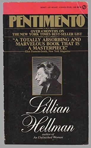 Pentimento (Rei): Hellman, Lillian