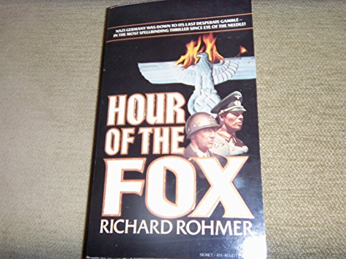9780451154712: Hour of the Fox